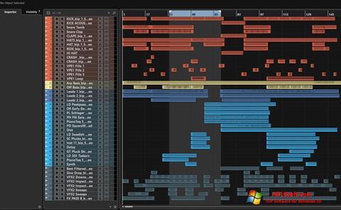 Screenshot Nuendo Windows 10