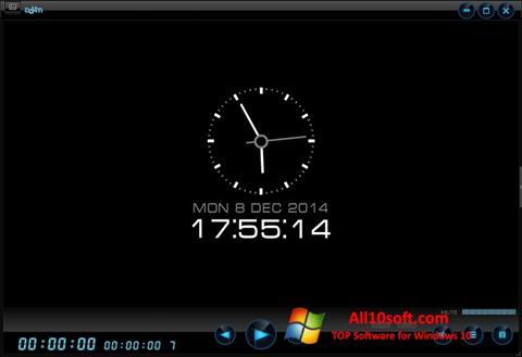 Screenshot Daum PotPlayer Windows 10