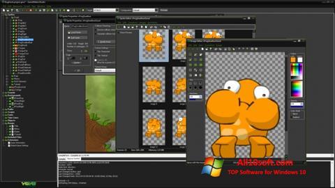 Screenshot GameMaker: Studio Windows 10