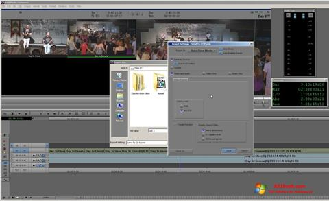 Screenshot Avid Media Composer Windows 10