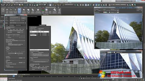 Screenshot 3ds Max Windows 10