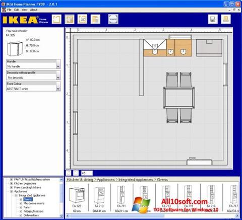 Screenshot IKEA Home Planner Windows 10
