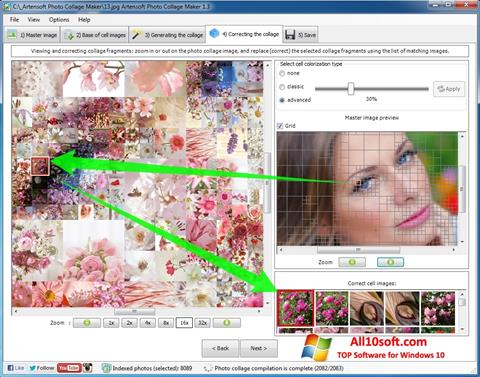 Screenshot Photo Collage Maker Windows 10