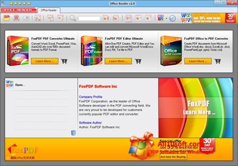 Screenshot Doc Reader Windows 10
