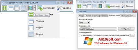 Screenshot Free Screen Video Recorder Windows 10