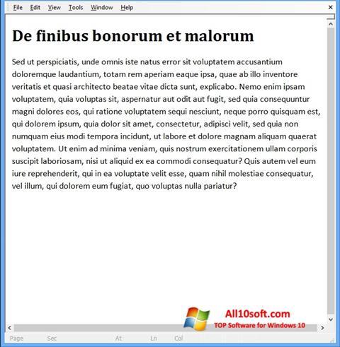 Screenshot Doc Viewer Windows 10