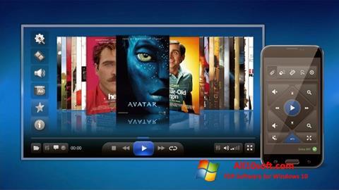 Screenshot ALLPlayer Windows 10