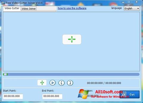 Screenshot Free Video Cutter Windows 10
