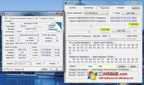 Screenshot SetFSB Windows 10